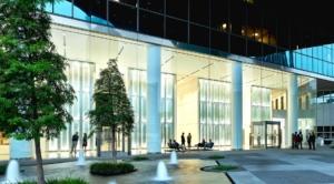 Jumbo Structural Glass Façade