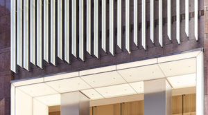 Decorative Fin Structures