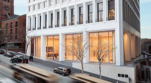 All-Glass Storefronts