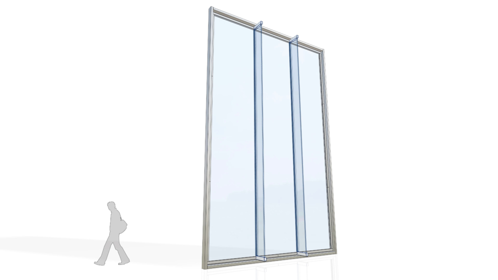 Impact-Resistant Structural Glass